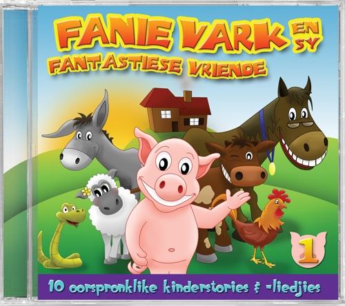Fanie Vark en sy Fantastiese Vriende CD